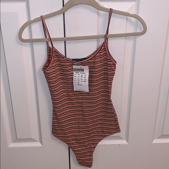 NWT Brandy Melville Bodysuit